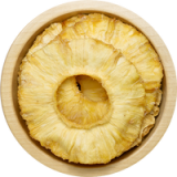 Ananas natural kolečka 100g ZIP