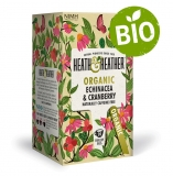 Heath & Heather BIO Echinacea a brusinka 20g