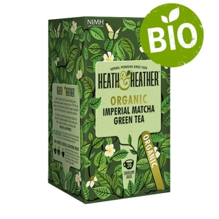 Heath & Heather BIO Imperial Matcha 20g